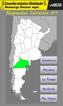 Geografia Argentina screenshot 1