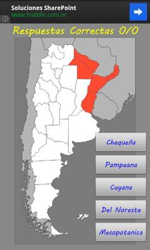 Geografia Argentina screenshot 3