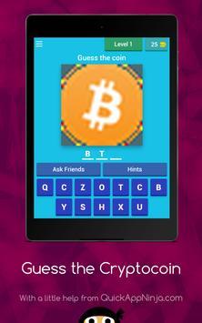 Guess the Cryptocoin screenshot 13