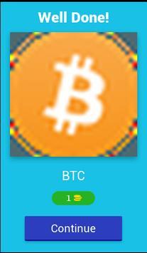 Guess the Cryptocoin screenshot 1