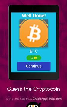 Guess the Cryptocoin screenshot 22