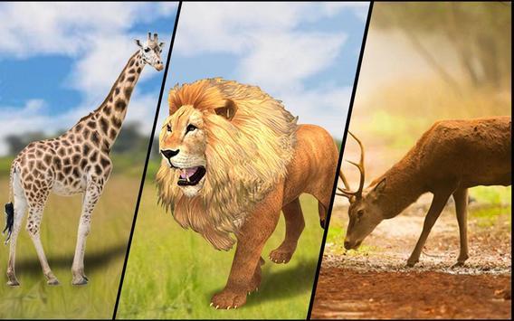 Jungle Drive 4x4 Jeep Safari Hunting screenshot 16