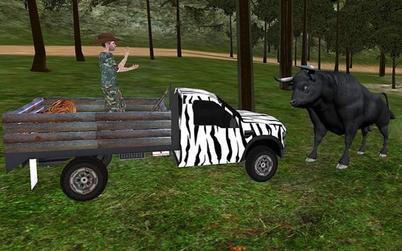 Jungle Drive 4x4 Jeep Safari Hunting screenshot 1