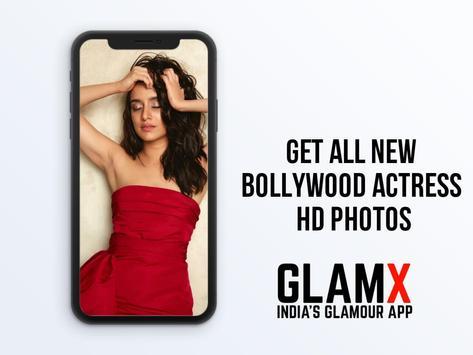 GLAMX - India's Glamour App! poster