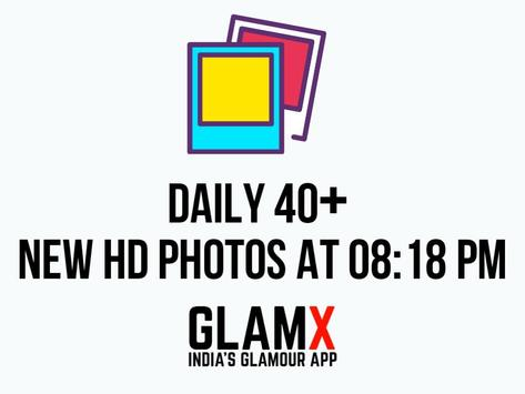 GLAMX - India's Glamour App! screenshot 7
