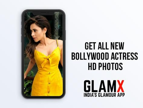GLAMX - India's Glamour App! screenshot 4