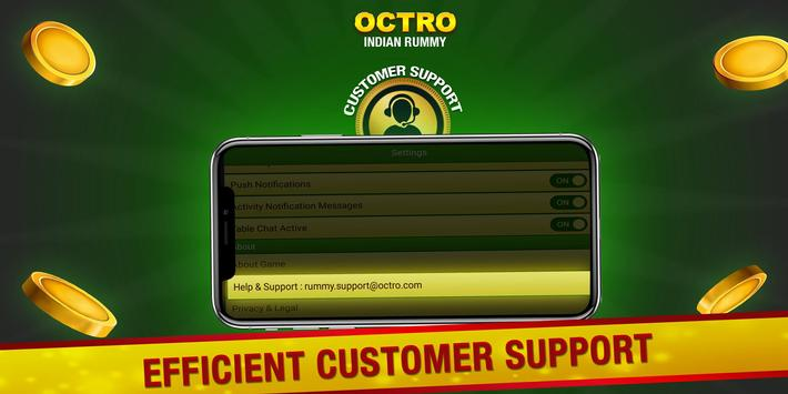 Indian Rummy  by Octro - Free Online Rummy screenshot 8