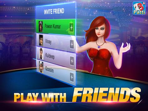 Teen Patti by Octro - Indian Poker Card Game2