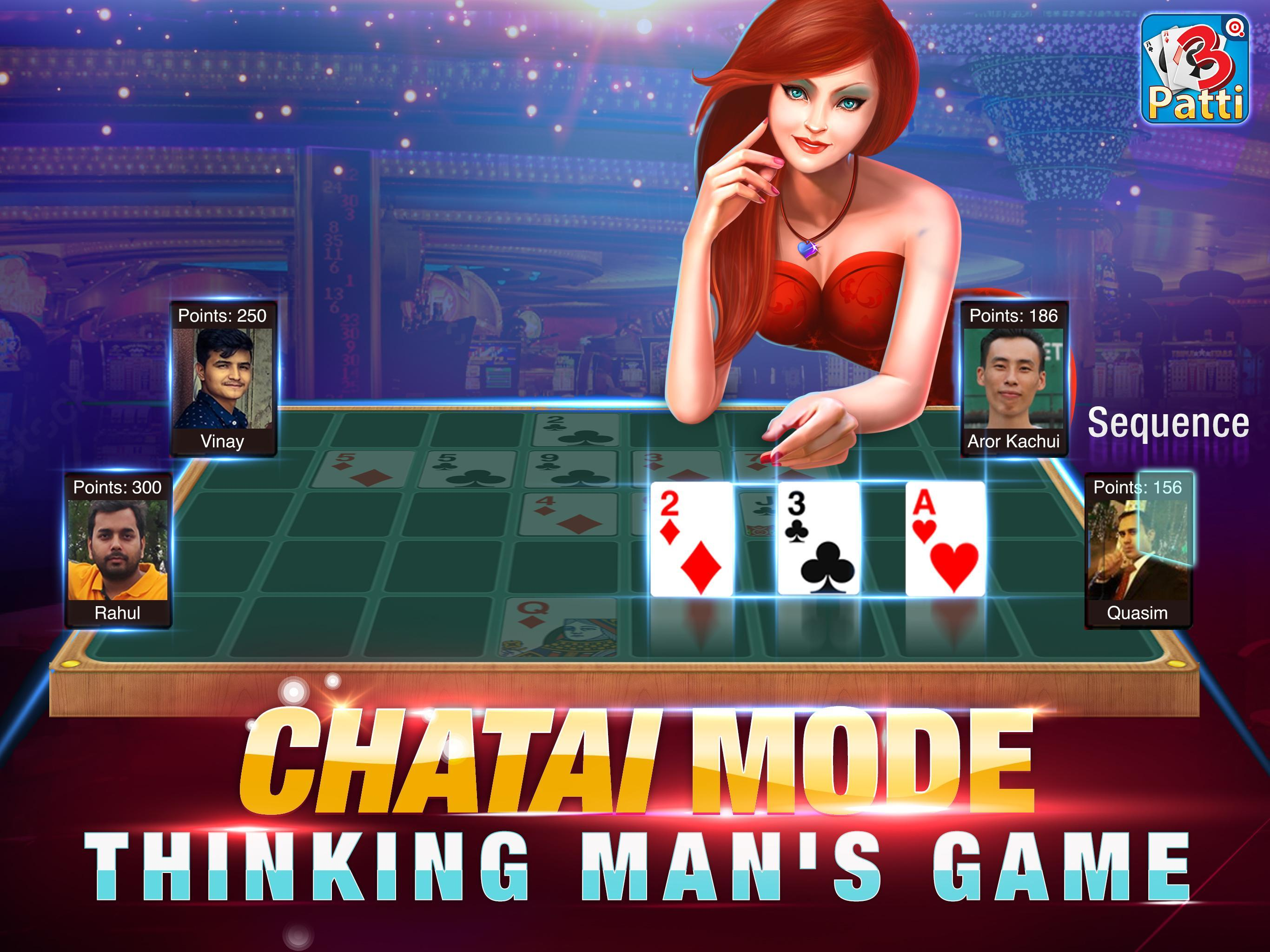 Teen Patti by Octro - Indian Poker Card Game poster