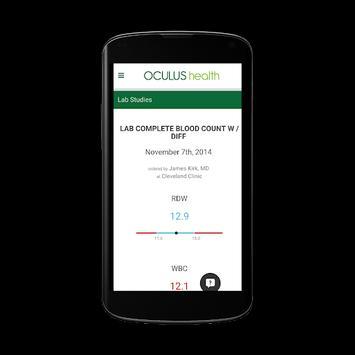 Oculus Health screenshot 1