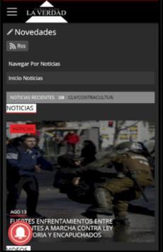 Portal Clv screenshot 5