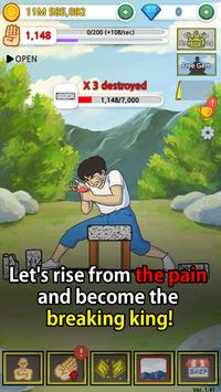 Tap Tap Breaking: Break Everything Clicker Game screenshot 2