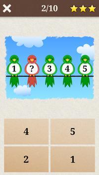 King of Math Junior screenshot 1