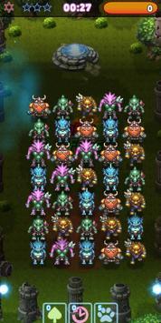 Monster Pop Party  - 3 match game screenshot 14