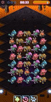Monster Pop Party  - 3 match game screenshot 1