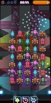 Monster Pop Party  - 3 match game screenshot 6