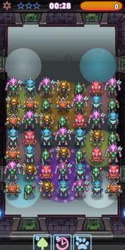 Monster Pop Party  - 3 match game screenshot 4