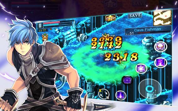 Aurum Blade EX capture d'écran 4