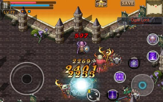 Aurum Blade EX capture d'écran 5