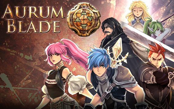 Aurum Blade EX capture d'écran 6