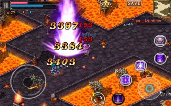 Aurum Blade EX capture d'écran 8