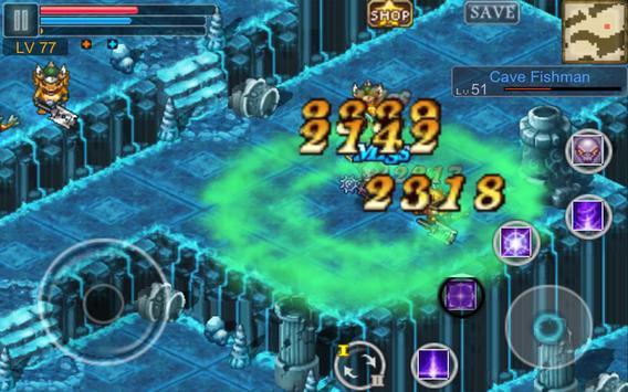 Aurum Blade EX capture d'écran 9