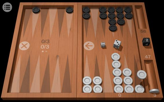 Odesys Backgammon ảnh chụp màn hình 4