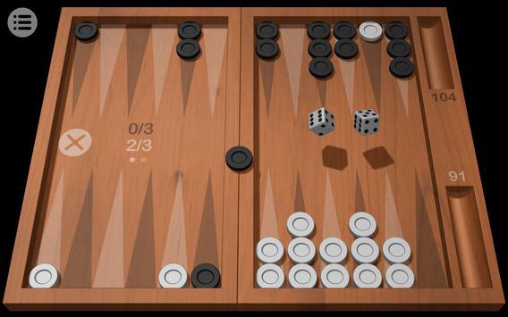 Odesys Backgammon ảnh chụp màn hình 5