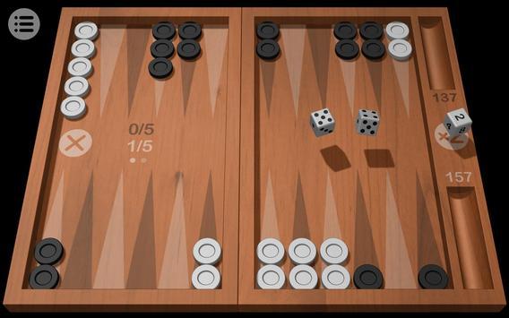 Odesys Backgammon ảnh chụp màn hình 6