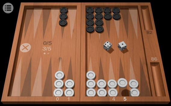 Odesys Backgammon ảnh chụp màn hình 7