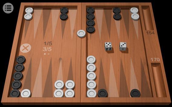 Odesys Backgammon ảnh chụp màn hình 8