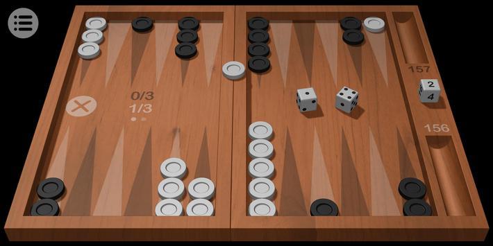 Odesys Backgammon ảnh chụp màn hình 1