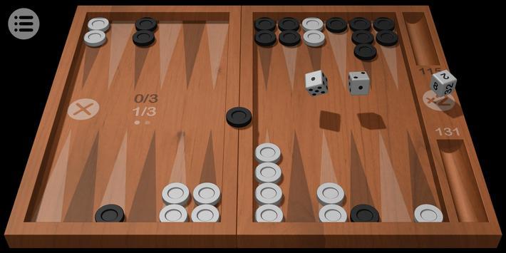Odesys Backgammon ảnh chụp màn hình 2