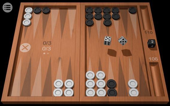 Odesys Backgammon ảnh chụp màn hình 3