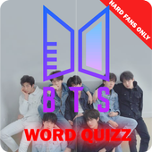 BTS WORD GAME icon