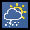 Weekly Weather Forecast ikona