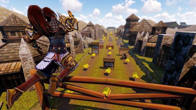 Fearless Runner Heroes screenshot 1