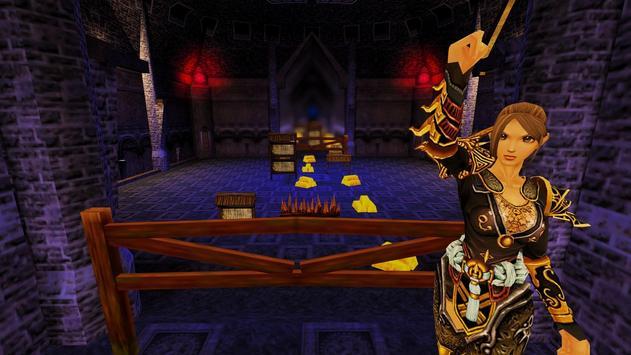Fearless Runner Heroes screenshot 5