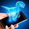 HoloLens Dinosaurs park 3d hologram simulator icon