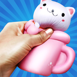 Squishy toys jumbo stress kawaii relax simulator