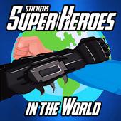 WAStickersApps Memes Superheroes icono