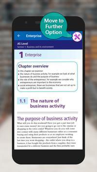 AS & A levels Business Textbook screenshot 3