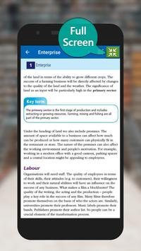 AS & A levels Business Textbook screenshot 19