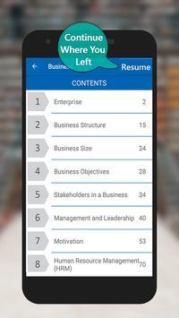 AS & A levels Business Textbook screenshot 9