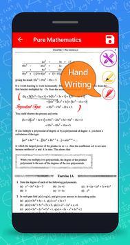 A levels Mathematics Textbook screenshot 3