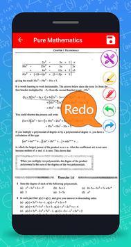 A levels Mathematics Textbook screenshot 12