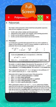 A levels Mathematics Textbook screenshot 15
