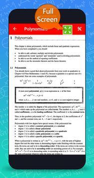 A levels Mathematics Textbook screenshot 1