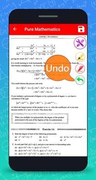 A levels Mathematics Textbook screenshot 4