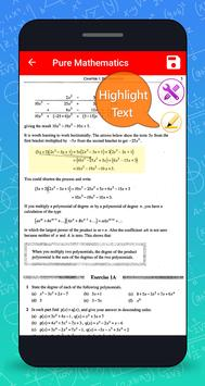 A levels Mathematics Textbook screenshot 9